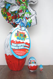 easter egg surprises kinder eggs never heard of these and now i want
