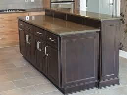 2 level kitchen island kitchen renovation