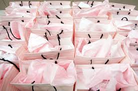 bridal shower gift bags bridal shower themes central illinoiswedding planner