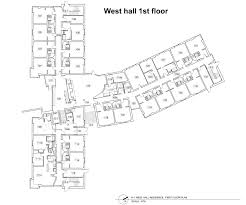 babson college housing floor plans house plan