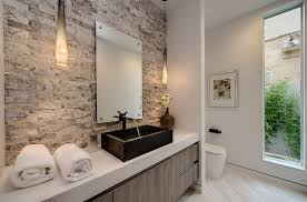 Modern Bathroom Lights Bathroom Design Modern Master Bathroom With Luxury Pendant