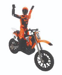 toys r us motocross bikes mxs moto xtreme sports series 8 basic diecast bike and rider with