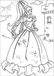 print u0026 download barbie mermaid coloring pages