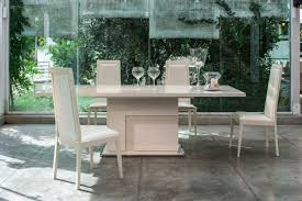 extendable dining tables for a modern dining room la furniture blog
