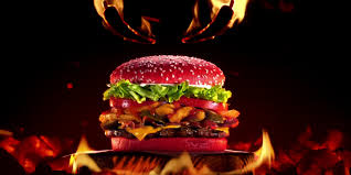 halloween burger burger king burger king u0027s new whopper is about to set your taste buds on fire