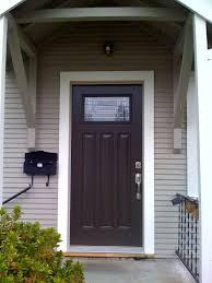 Exterior Door Paint Ideas Prepossessing Exterior Door Paint Colours With Colors Minimalist