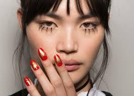 nail colour trends 2017 winter glamour nail salon