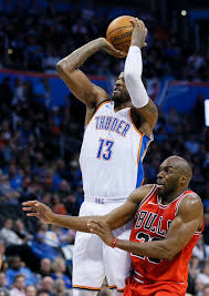 paul george getting comfortable with new thunder teammates
