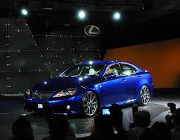 lexus f 5 0 sedan v8 lexus is f history photos on better parts ltd