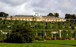 architektur dã sseldorf brunnen in sanssouci park in potsdam stockfoto bild 29013100