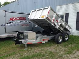Aluminum Landscape Trailer by Montrose Trailers Our History