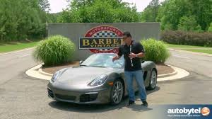 2013 porsche boxster s track test drive u0026 sports car video review