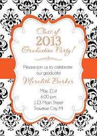 templates graduation announcement templates free free printable