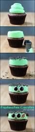 frankenstein cupcakes recipe frankenstein halloween foods and