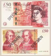 bureau de change livre sterling devises le nouveau billet de 50 sterling cco change de