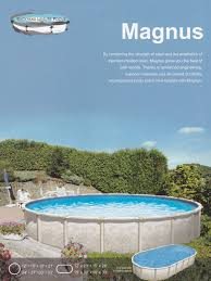 Backyard Leisure Pools by Above Ground Pools U2013 Pro Edge Pools