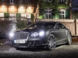 bentley dresses up new continental 2014 bentley continental gt speed introduced with even more power