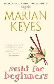 sushi for beginners book sushi for beginners by marian keyes