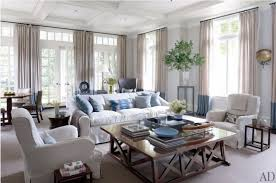 Pottery Barn Living Rooms by Decorating Pottery Barn Living Room With White Sofa And Large