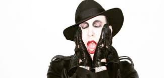 marilyn manson unveils new album details and releases new single