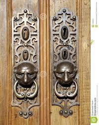 door knockers royalty free stock photography image 31089227