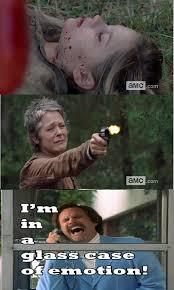 Carol Walking Dead Meme - the walking dead lizzie is crazy memes of the walking dead