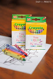 crayon valentines try this 8 easy ways to make your own valentines four