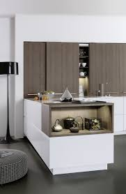 stainless steel kitchen designs aesthetic stunning amazing exposed scruffy red bricks kitchen wall