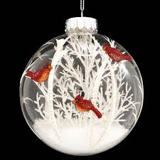 clear glass tree decorations decor inspirations