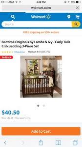Curly Tails Crib Bedding 3 Jungle Buddies Crib Set Neutral Nursery Crib Ideas