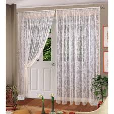 lace crossover curtains the softness of the lace curtains and