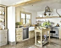Shabby Chic Kitchen Ideas Country Chic Kitchen Shabby Chic Kitchen Decor Smooth Blue Wall
