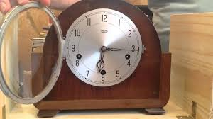 smiths enfield mantel clock westminster chimes u0027the sutherland