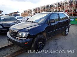 pictures of 2000 lexus rx300 parting out 2000 lexus rx 300 stock 5269bl tls auto recycling