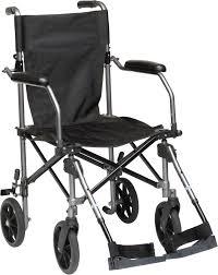 travelite transport wheelchair chair in a bag drive