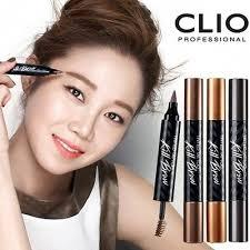 clio tattoo eyebrow pen clio tinted tattoo kill brow eyebrow pen and mascara makeup korea