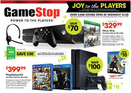gamestop s filled black friday 2014 sale is finally official