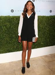 freda salvador naomie harris wears freda salvador wit d orsay oxfords