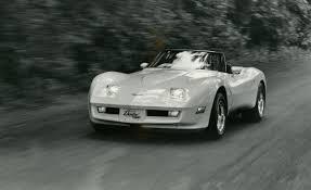 turbo corvette 1980 duntov turbo chevrolet corvette road test review car and