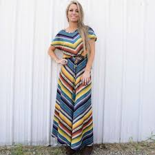 Double D Ranch Clothing Teskey U0027s Saddle Shop San Salito Serape Dress