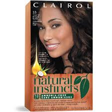 best hair color for a hispanic with roots demi permanent hair color clairol natural instincts