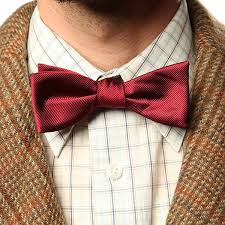 doctor who 11th doctor s bow tie thinkgeek