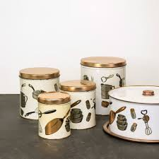 metal kitchen canisters 123 best vintage canisters images on vintage kitchen