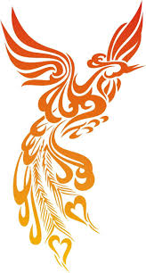 dessin tribal facile 38 best fire phoenix tribal tattoo images on pinterest tribal