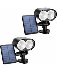 Patio Lights For Sale Spectacular Deal On Mpow Solar Spotlight Outdoor Led Solar Light