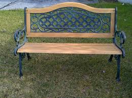 bench rentals park bench cast iron oak rentals vineland nj where to rent park