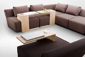modular seating lets users turn their couch into a mini office psfk
