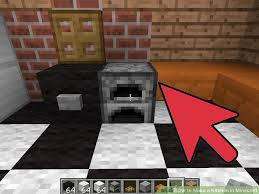 minecraft kitchen ideas how to make a kitchen in minecraft 12 steps with pictures