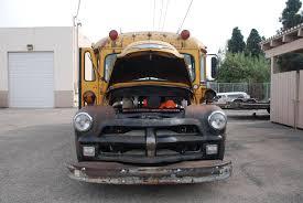 Cummins Diesel Baby Clothes 1954 Chevy Bus With A Turbocharged Cummins Diesel U2013 Engine
