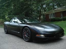 c5 corvette black matte black corvette c5 front pic corvette c5